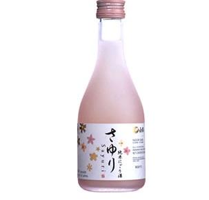 白鶴「上撰 白鶴 純米にごり酒 さゆり」
