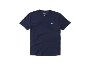Abercrombie&Fitch(アバクロンビー&フィッチ)「半袖クルーネックメンズTシャツ」