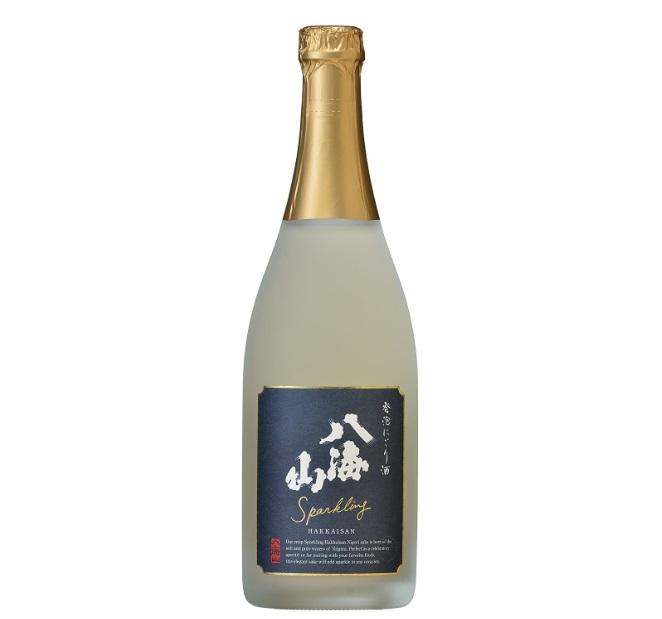 八海山「発泡にごり酒」