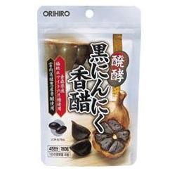 オリヒロ「発酵黒にんにく香醋」