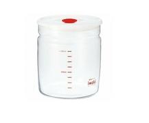 iwaki(イワキ)「耐熱ガラス 密閉パック 1L KT7002MP-R」