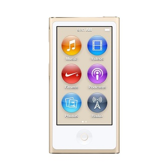 Apple iPod nano 第7世代