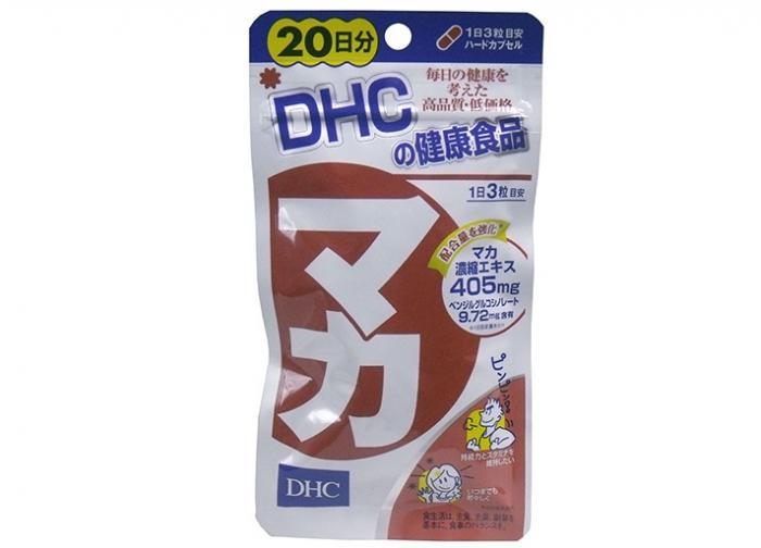 DHC(ディーエイチシー)「マカ」