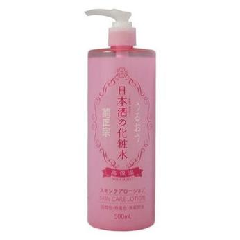 菊正宗 「日本酒の化粧水 高保湿」