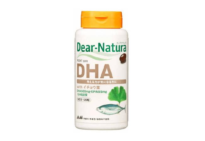 ディアナチュラ「DHA with イチョウ葉」