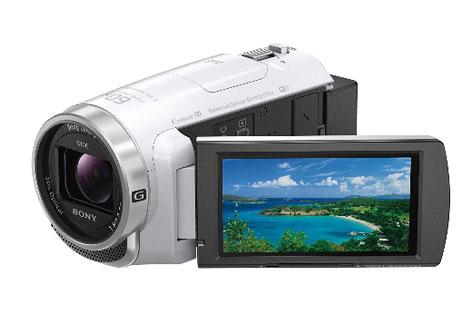 Sony「HDR-PJ680」