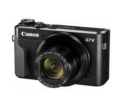 Canon(キャノン)「PowerShot G7 X Mark II」