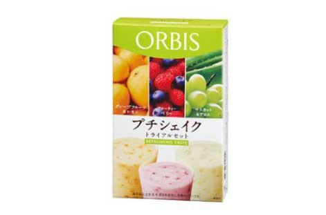 オルビス(ORBIS)「プチシェイク トライアルセット リフレッシングテイスト」