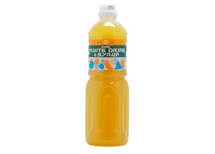 サンク「バナナ 濃縮ジュース」