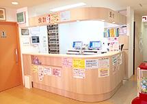 みやた皮膚科クリニックの院内画像