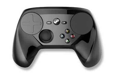 Valve(バルブ)「Steamコントローラー」