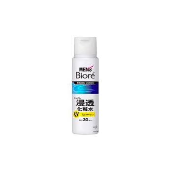 メンズビオレ「浸透化粧水 UVミルキータイプ」