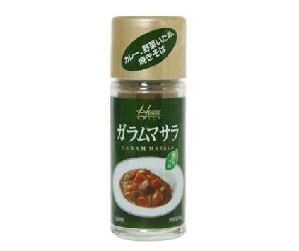 ハウス食品 ガラムマサラ