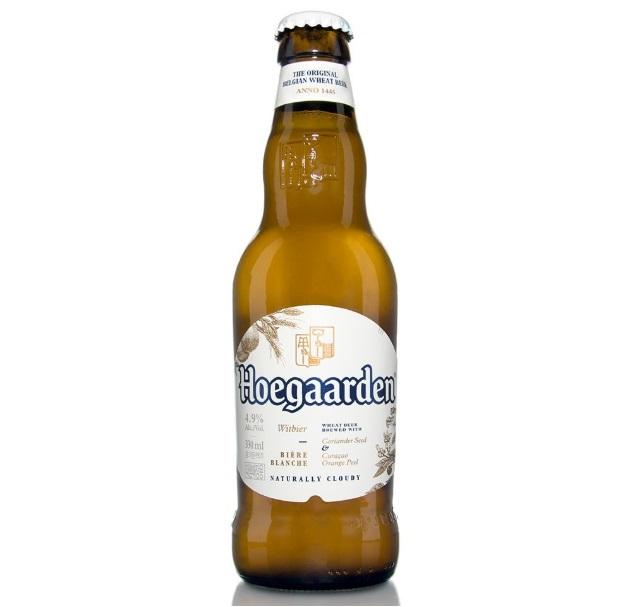 Hoegaarden White(ヒューガルデン)「ヒューガルデン ホワイト」
