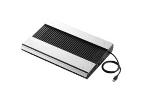 ELECOM(エレコム)「USB3.0ハブ付きノートPC用クーラー SX-CL24LBK」