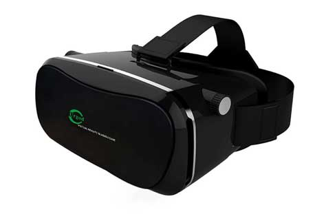Urgod「3D VR ゴーグル ヘッドセット•メガネ/VR BOX」