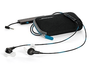 BOSE『QuietComfort 20 Acoustic Noise Cancelling headphones』