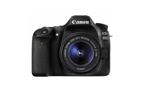 Canon「EOS-80D」
