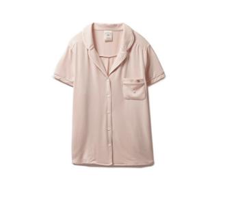 gelato pique「シルクアミノモダールペアシャツ」