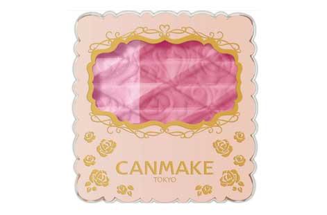 CANMAKE(キャンメイク)/マット&クリスタルチークス