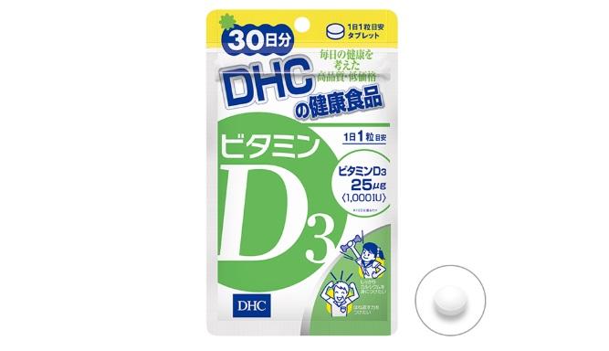 DHC(ディーエイチシー)「ビタミンD3」