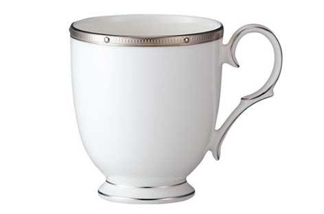 Noritake「ロシェルプラチナ マグカップ」