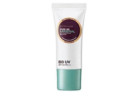 メイベリン「ピュアミネラルBBクリーム UV」