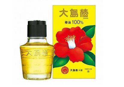 大島椿「椿油100%」