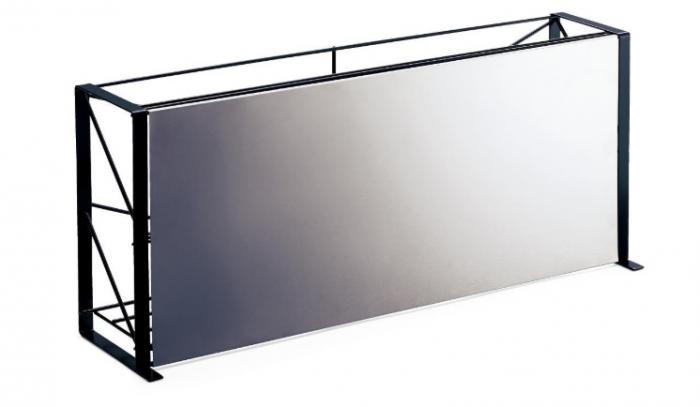 BELLE MAISON「マグネットが貼れるスリムフライパンまな板包丁スタンド」