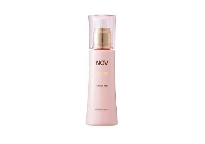 NOV(ノブ)「L&W エンリッチミルク」