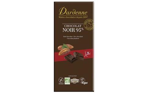 ダーデン「有機チョコレート ダーク95%」