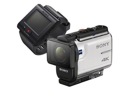 Sony「FDR-X3000R」
