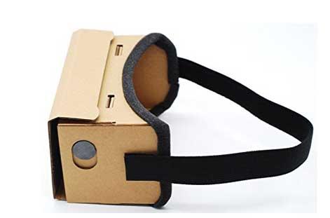 便利生活「新型Google Cardboard」