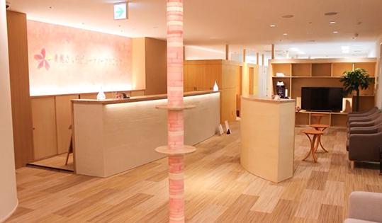 札幌さくらビューティークリニック店内画像