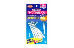 マイクロ歯間ブラシL字型