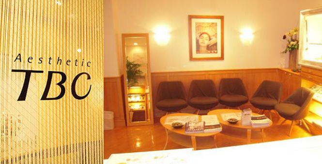 メンズTBCの店内画像