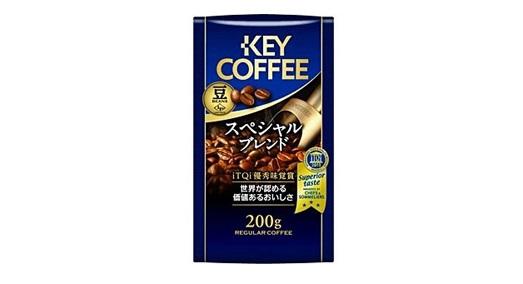 キーコーヒー 「スペシャルブレンド ライブパック」