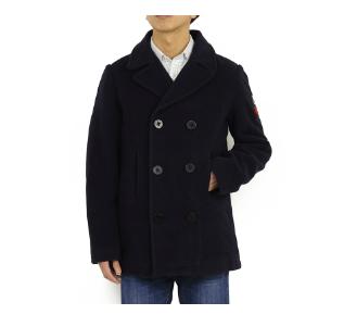 ポロラルフローレン「Men's Wool P-coat」