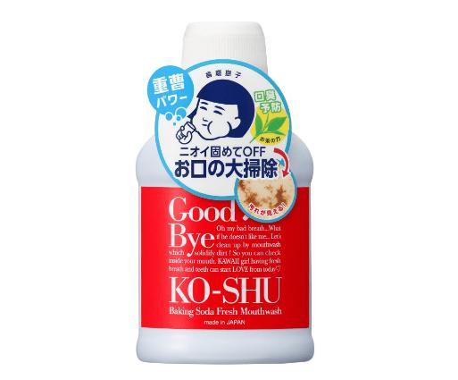 歯磨撫子「重曹すっきり洗口液」