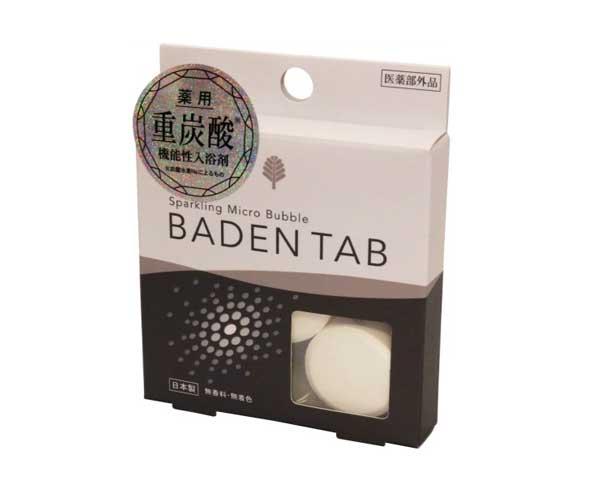 紀陽除虫菊「薬用 Baden Tab」