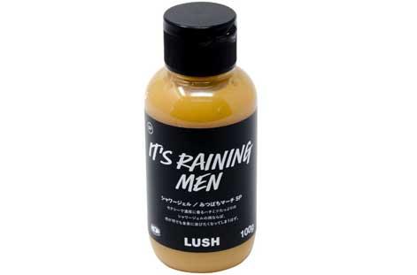 ラッシュ(LUSH)「みつばちマーチシャワージェルSP It's Raining Men」
