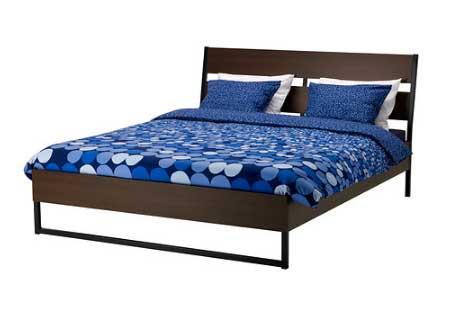 IKEA(イケア)「 TRYSIL ベッドフレーム」