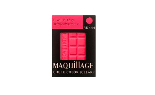 MAQUiLLAGE(マキアージュ)「チークカラー(クリア) RD444」
