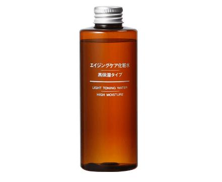 無印良品「エイジングケア化粧水・高保湿タイプ」
