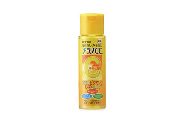 メラノCCしみ対策美白化粧水
