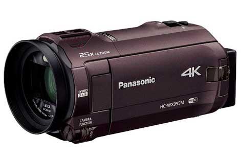 Panasonic「HC-WX995M」