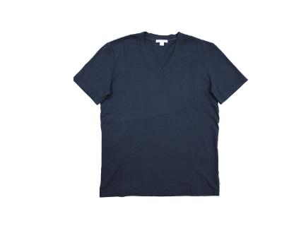 JAMES PERSE(ジェームス・パース)「Vネックシャツ」