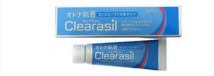 クレアラシル「オトナ肌対策 薬用 アクネジェル」