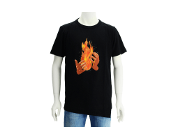 Off-White(オフホワイト)「フランシスコ Tシャツ ブラック」