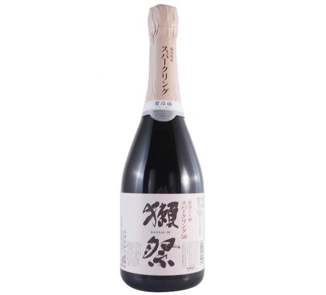 旭酒造「獺祭 (だっさい) 純米大吟醸 スパークリング50 」
